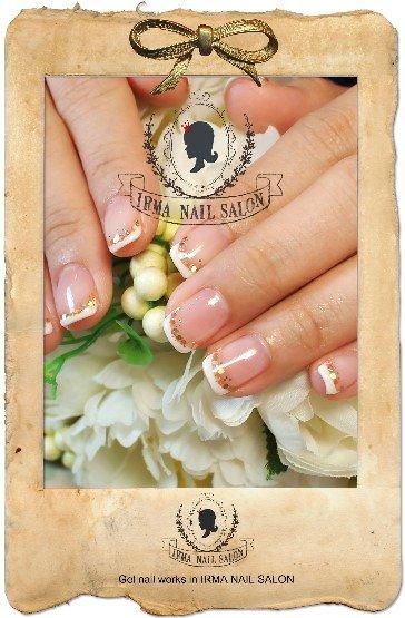2月光療凝膠指甲Gel nail Feb.(13)