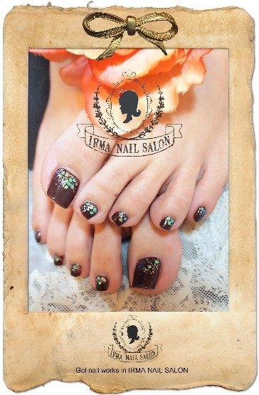 3月光療凝膠指甲Gel nail Mar.(7)