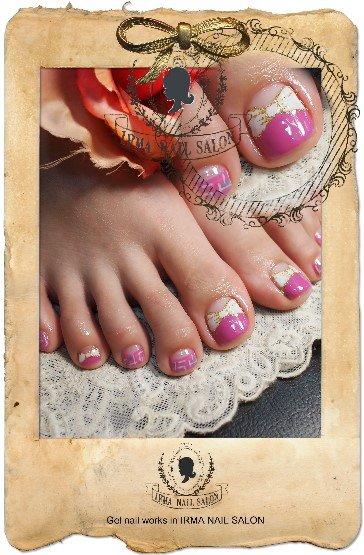 3月光療凝膠指甲Gel nail Mar.(3)