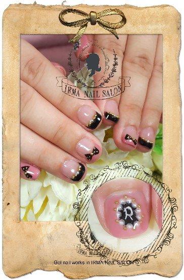 3月光療凝膠指甲Gel nail Mar.(4)