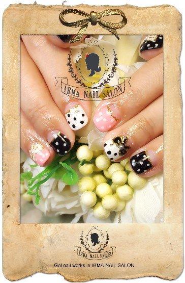 3月光療凝膠指甲Gel nail Mar.(6)