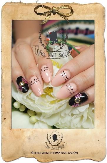 3月光療凝膠指甲Gel nail Mar.(10)