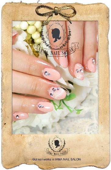 4月光療凝膠指甲Gel nail Apr.(3)