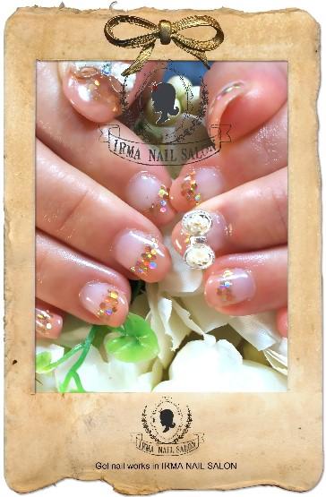 4月光療凝膠指甲Gel nail Apr.(4)