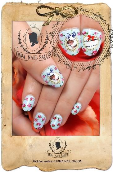 4月光療凝膠指甲Gel nail Apr.(7)