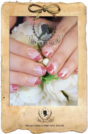 4月光療凝膠指甲Gel nail Apr.(9)