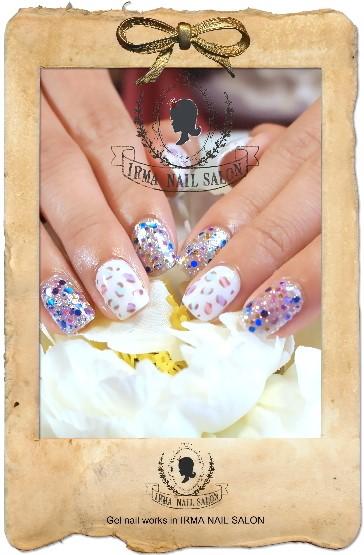 4月光療凝膠指甲Gel nail Apr.(8)
