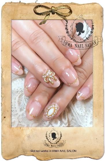 4月光療凝膠指甲Gel nail Apr.(10)