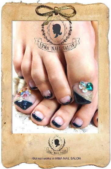 4月光療凝膠指甲Gel nail Apr.(11)