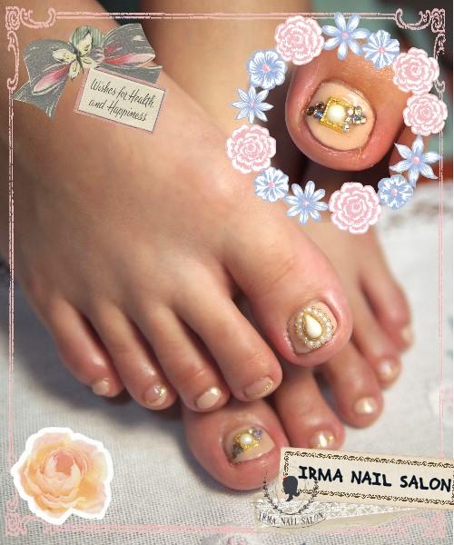4月光療凝膠指甲Gel nail Apr.(20)