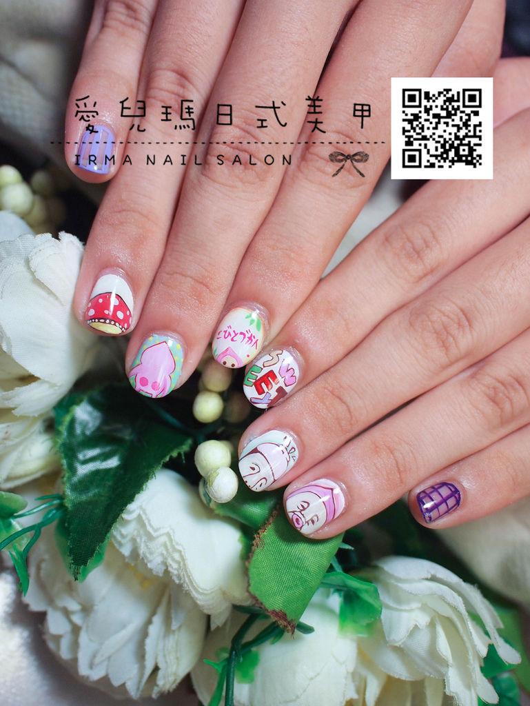 104年1月凝膠指甲Gel nail Jan.(4).jpg