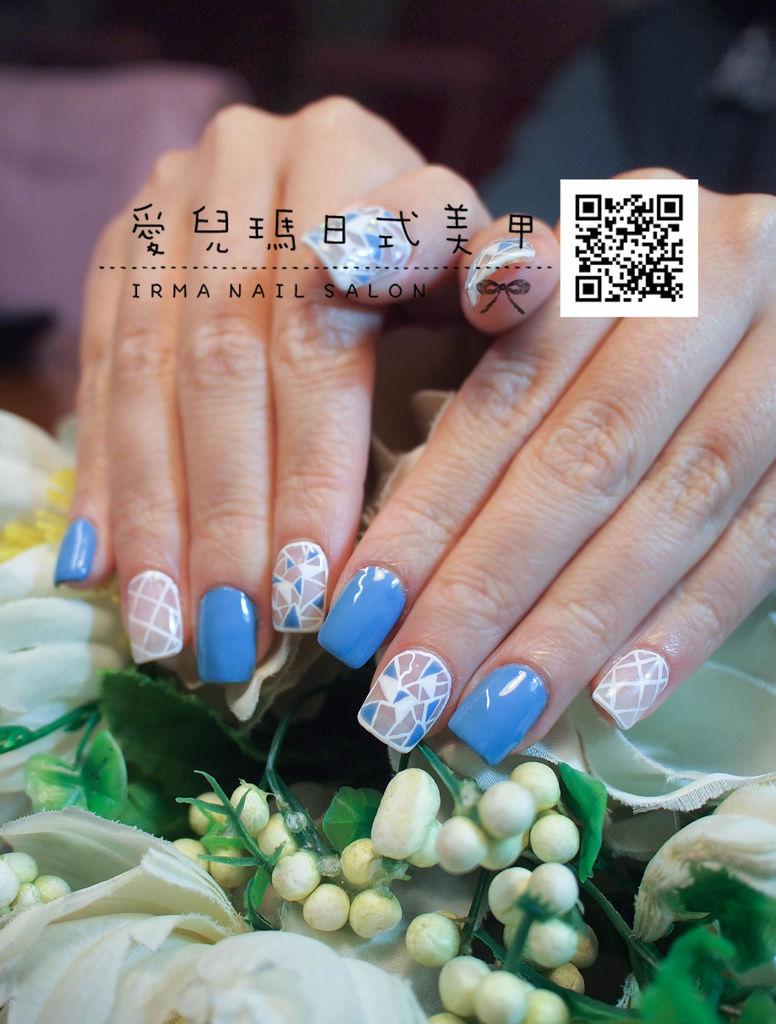 104年1月凝膠指甲Gel nail Jan.(13).jpg