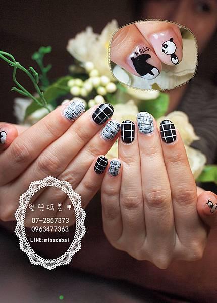 104年2月凝膠指甲Gel nail Feb.(9).jpg