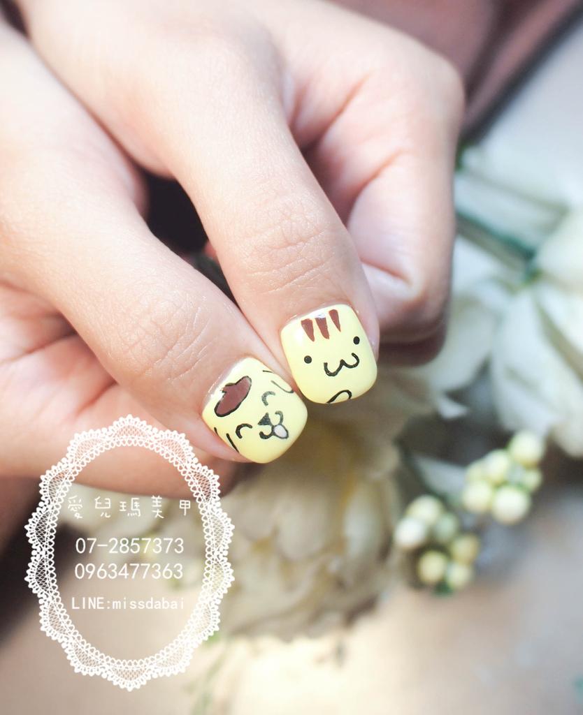 104年10月光療凝膠指甲Gel nail Dec.(4).JPG