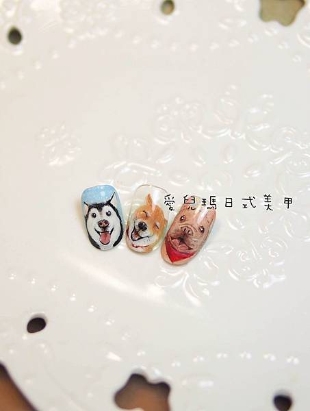 光療純手繪作品(狗狗).jpg