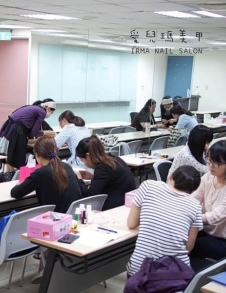 104年文化大學推廣教育部-二級美甲師考照課程(4).jpg