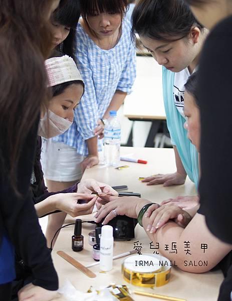 104年文化大學推廣教育部-二級美甲師考照課程(5).jpg