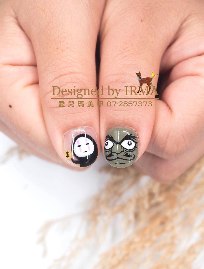 105年12月凝膠指甲Gel nail Dec.(4).jpg