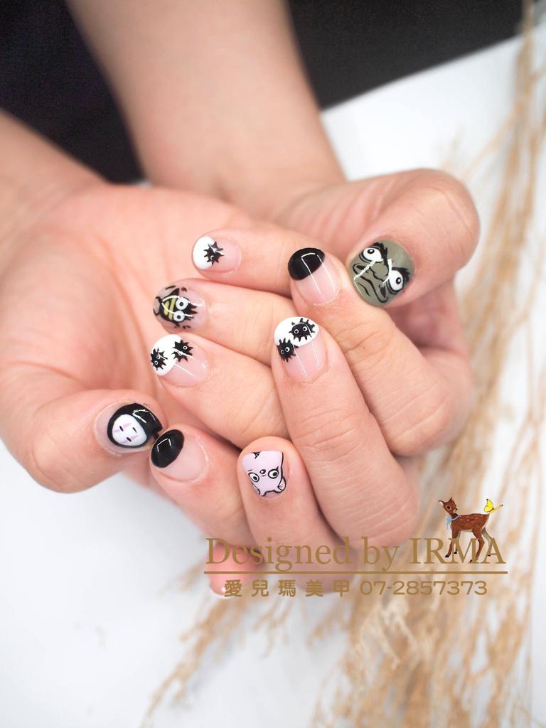 105年12月凝膠指甲Gel nail Dec.(6).jpg