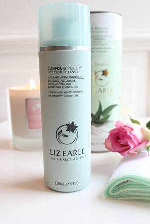 Liz Earle Cleanse and Polish Hot Cloth Cleanser Review.JPG