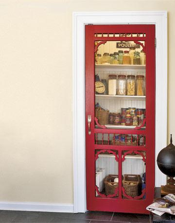 很可愛的櫥櫃設計