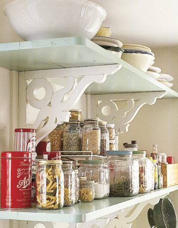 Kitchen-Open-shelves