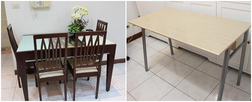 IMG_7602 舊餐桌椅&書桌