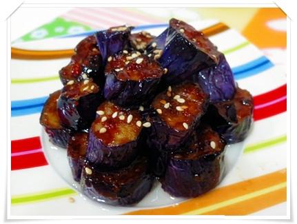 IMG_6301 醬燒茄子
