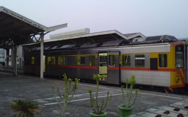好短的火車