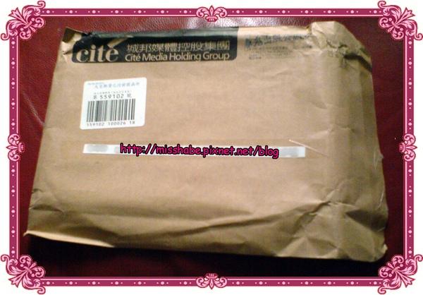 20091010-痞客邦讀創館-天使的遺留筆記-外包裝
