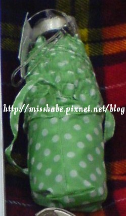 小綠傘本尊