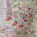大阪梅田車站地圖1