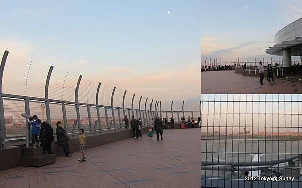 羽田機場觀景台