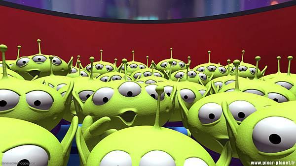 合異之星Squeeze Toy Aliens-三眼怪