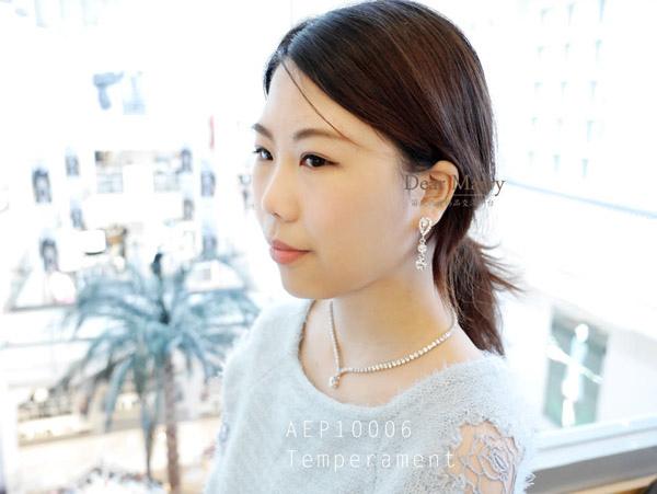 笛兒瑪麗飾品_耳環_Earring