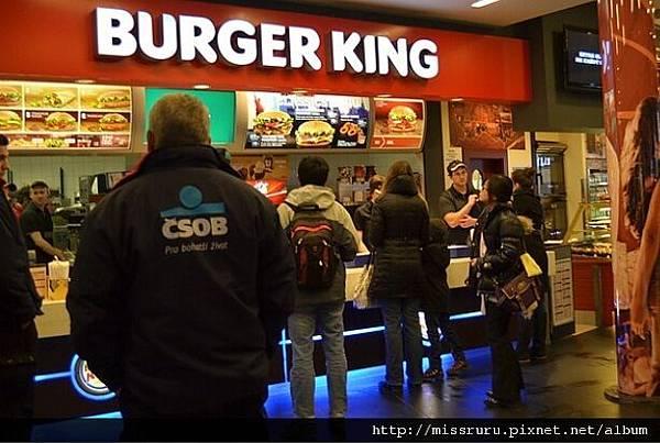 25 漢堡王