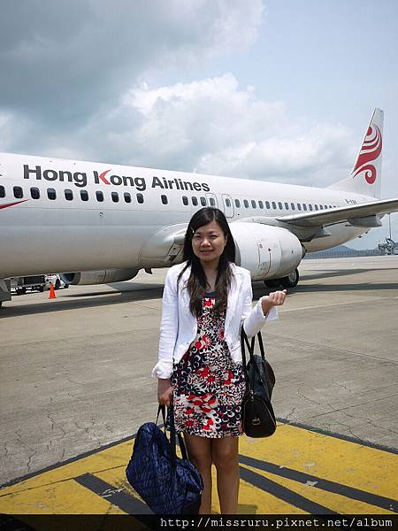 0415-香港航空飛機-停機坪