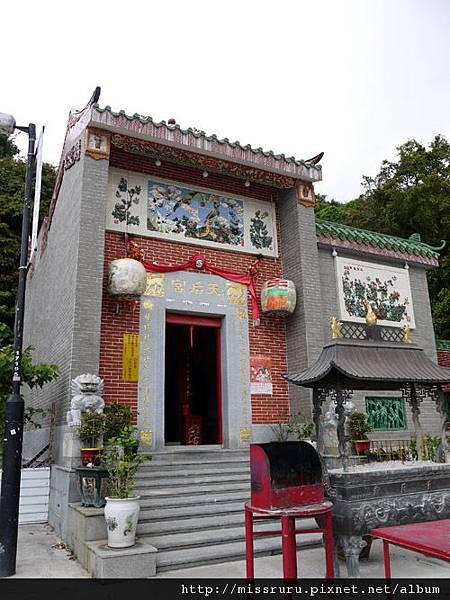 0414-南ㄚ島百年天后廟