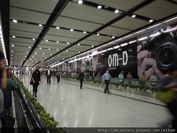 0411-地鐵香港站往中環
