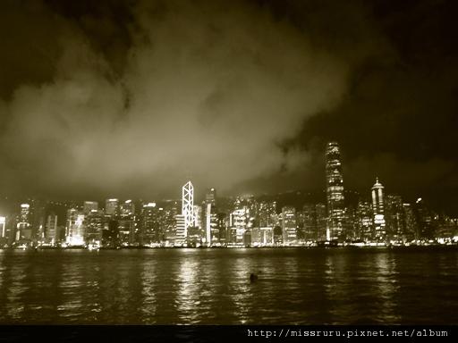 0412-維多利亞港夜景5