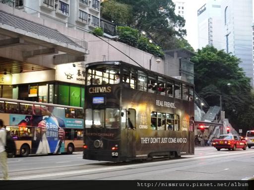 0413 懷念的香港島叮叮車