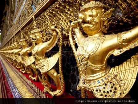 玉佛寺裝飾