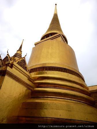 玉佛寺-舍利子塔