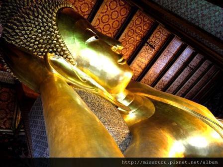 臥佛寺-傳說中的大臥佛