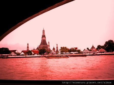 鄭王廟-從船上遠晀