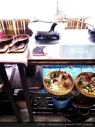 學泰國料理-第二道菜腰果雞肉