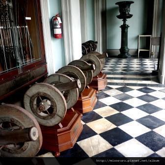 再次前往大皇宮-武器博物館