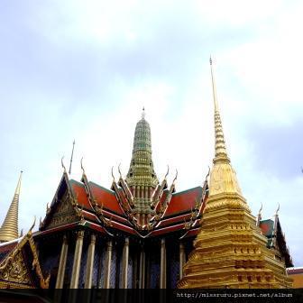 再次前往大皇宮-怎麼進去還是玉佛寺境內