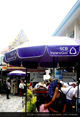 再次前往大皇宮-泰國人進大皇宮不用錢