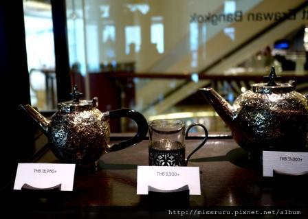ERAWAN下午茶-定價很貴的茶具